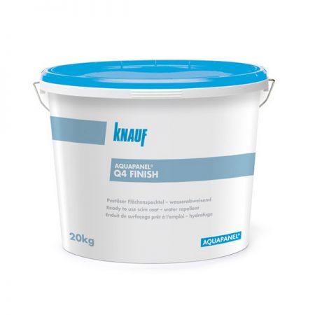 1 Knauf AQUAPANEL® Q4 Finish glet masa
