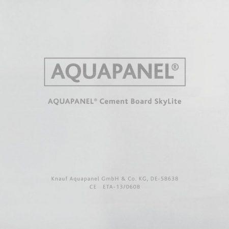 1 Knauf AQUAPANEL® cementna ploča SkyLite